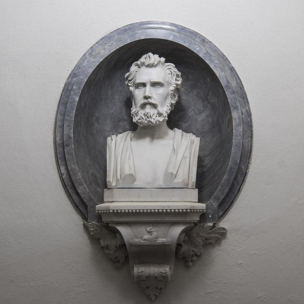 Busto di Giovanni Duprè